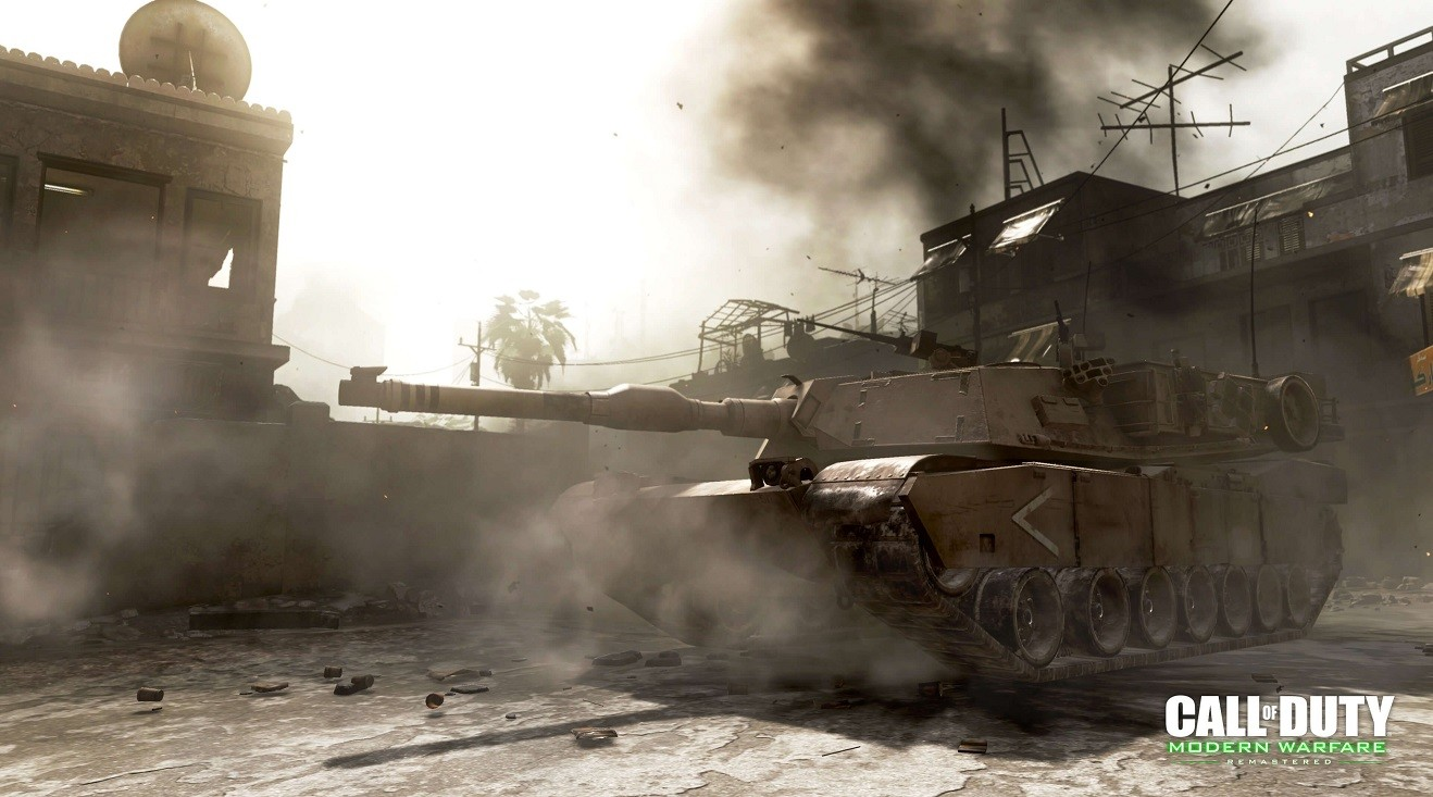 Call Of Duty Modern Warfare Remastered For PC