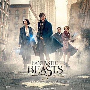 دانلود فیلم Fantastic Beasts and Where to Find Them 2016 + زیرنویس فارسی