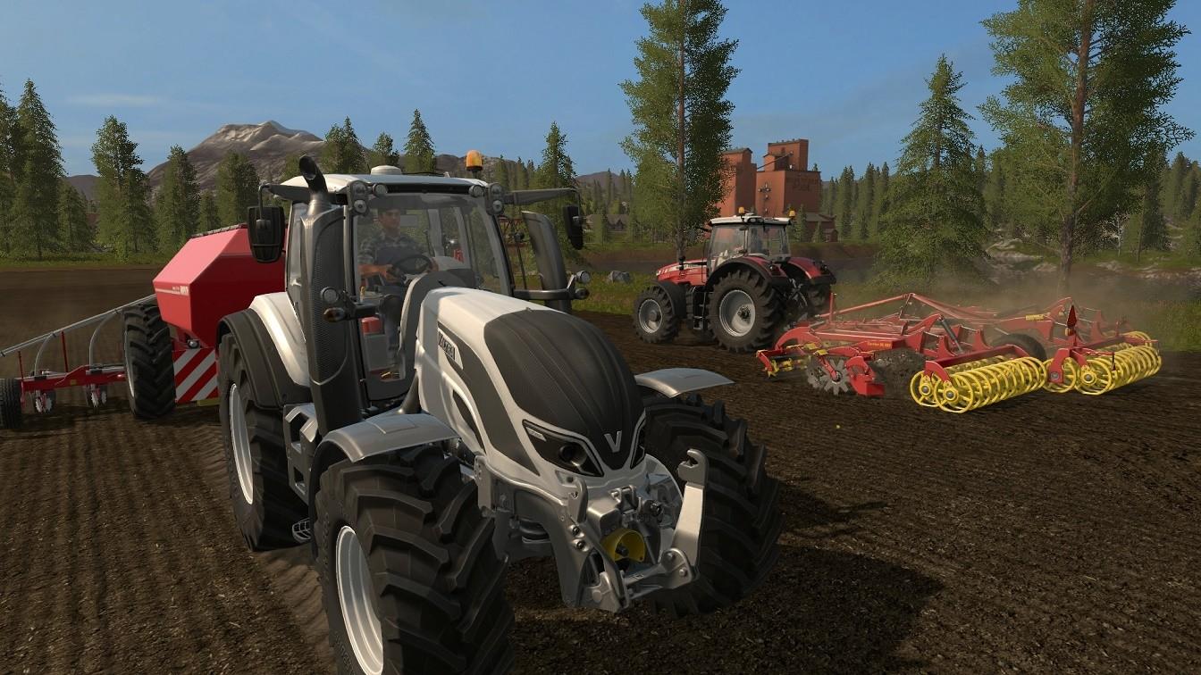Farm Simulator 17 Platinum Edition For PC