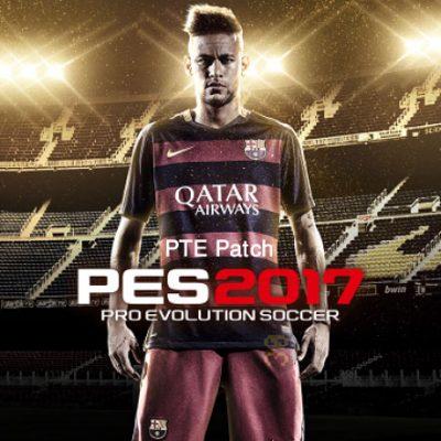 دانلود پچ جدید بازی PES 2017 PTE Patch v2.1 برای کامپیوتر