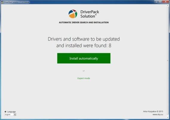 دانلود DriverPack Solution Online v17.11.28 - بروزرسانی درایور های ویندوز