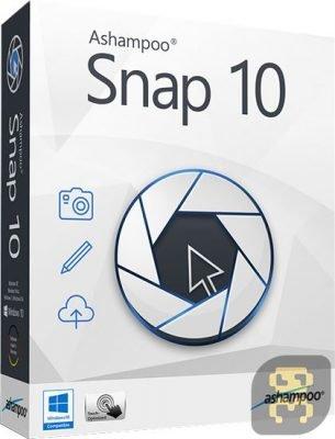 دانلود Ashampoo Snap 10.1.0 - عکس و فیلمبرداری از دسکتاپ