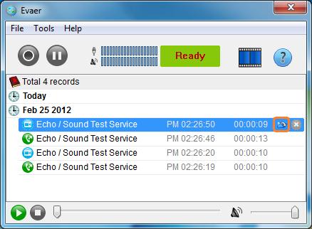 دانلود Evaer Video Recorder for Skype 1.9.3.25 - ضبط ویدیوهای اسکایپ