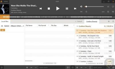 دانلود AIMP 4.60 Build 2180 - بهترین پخش کننده موسیقی ویندوز