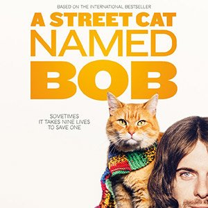 دانلود فیلم A Street Cat Named Bob 2016