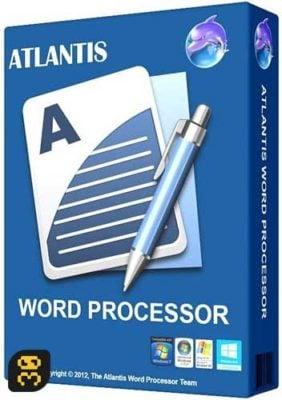 دانلود Atlantis Word Processor 3.2.13.5 - نرم افزار تایپ حرفه ای