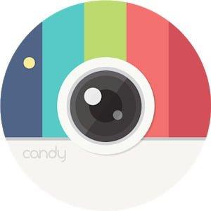 دانلود Candy Camera v5.4.54 – عکس برداری جذاب در اندروید