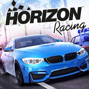 دانلود بازی ماشین اندروید بدون دیتا Racing Horizon :Unlimited Race 1.1.1
