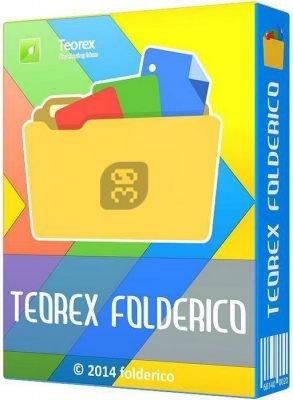 دانلود Teorex FolderIco 6.1 - تغیر رنگ پوشه های ویندوز