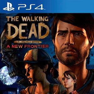 دانلود بازی The Walking Dead A New Frontier برای PS4 + آپدیت
