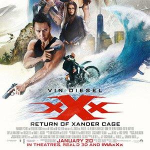 دانلود فیلم xXx Return of Xander Cage 2017 + زیرنویس فارسی