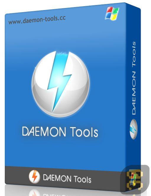 دانلود برنامه daemon tools
