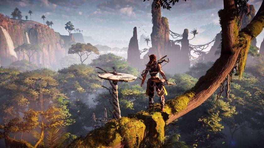 Horizon Zero Dawn Games For PS4