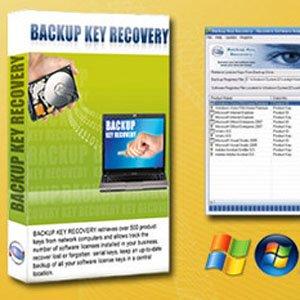 دانلود Nsasoft Backup Key Recovery 2.2.5.0 – پشتیبان گیری از سریال برنامه ها
