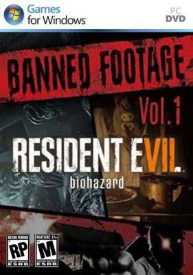 دانلود بازی Resident Evil 7 Banned Footage Vol.1 DLC برای کامپیوتر
