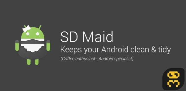 دانلود SD Maid Pro - System Cleaning Tool v4.14.32 - افزایش سرعت اندروید