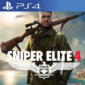 Sniper Elite 4 For PS4 - Elite Sniper 4