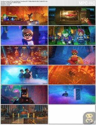 دانلود انیمیشن لگو بتمن The LEGO Batman Movie 2017 + زیرنویس فارسی