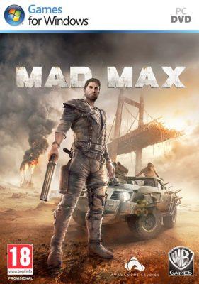 دانلود بازی کامپیوتر Mad Max Road Warrior - مکس دیوانه