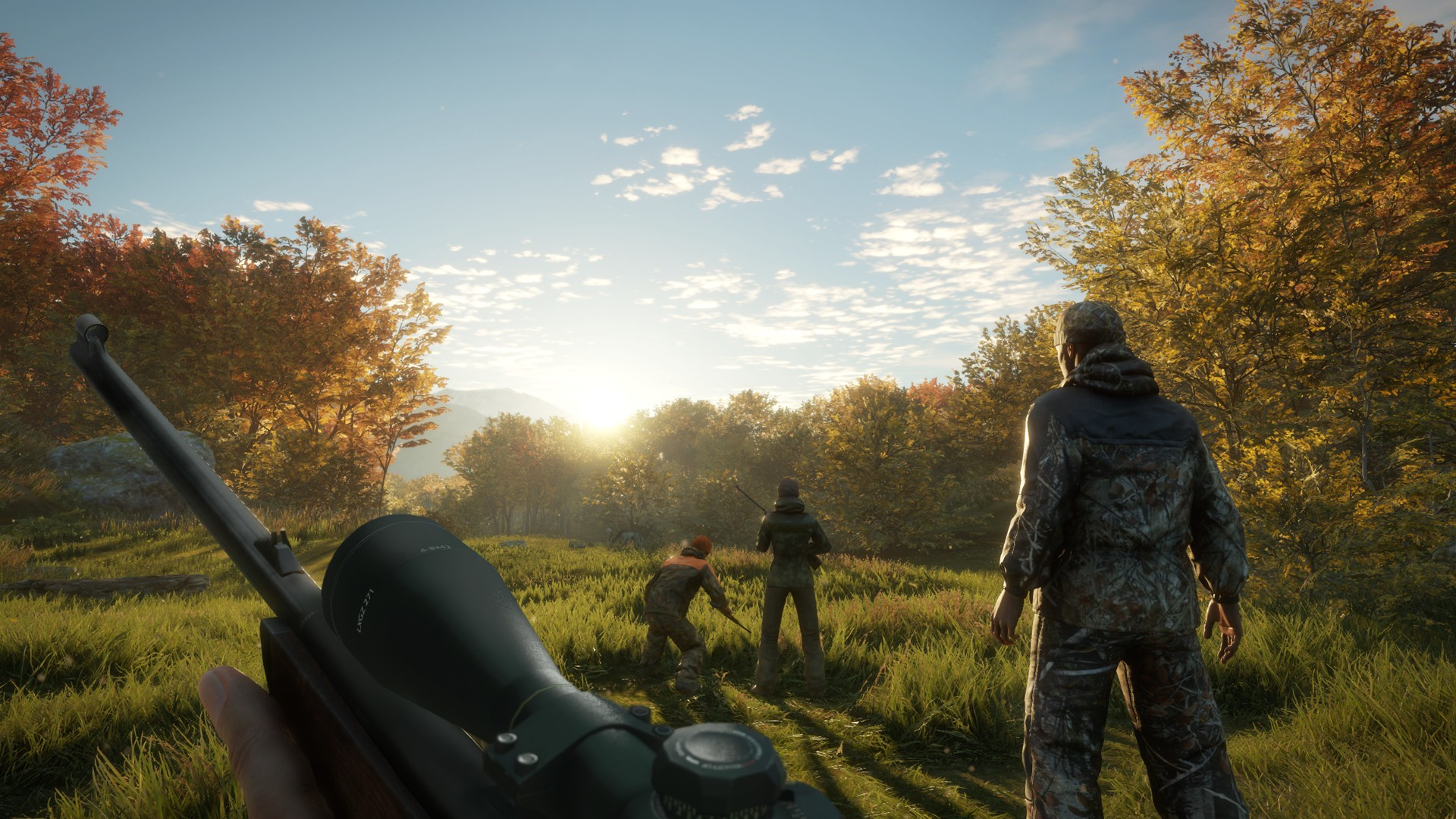 TheHunter Call Of The Wild 2019 Edition For PC + Update
