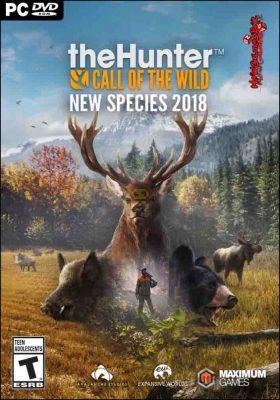 دانلود بازی theHunter Call of the Wild New Species 2018 برای کامپیوتر