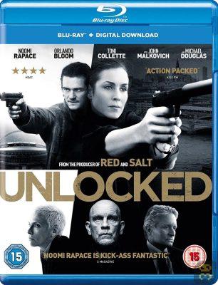 دانلود فیلم Unlocked 2017 + زیرنویس فارسی
