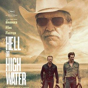 دانلود فیلم Hell or High Water 2016 + زیرنویس فارسی