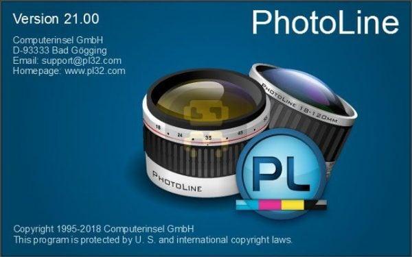 دانلود PhotoLine 21.01 - ویرایشگر سریع عکس ها