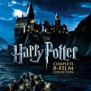 دانلود سری کامل فیلم های هری پاتر Harry Potter 1-8