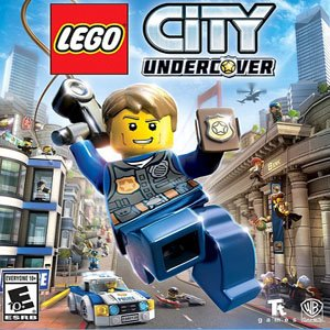 Computer Games LEGO City Undercover - LEGO City Secret