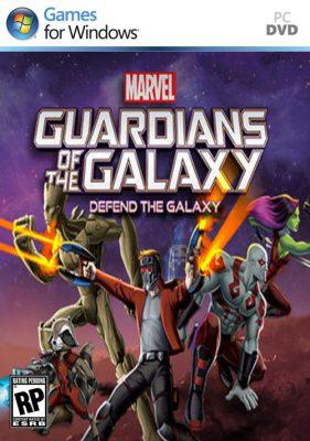 دانلود بازی Marvels Guardians of the Galaxy Episode 1 برای کامپیوتر