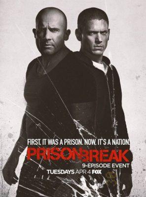 دانلود فصل جدید سریال فرار از زندان Prison Break: Sequel 2017 + زیرنویس فارسی