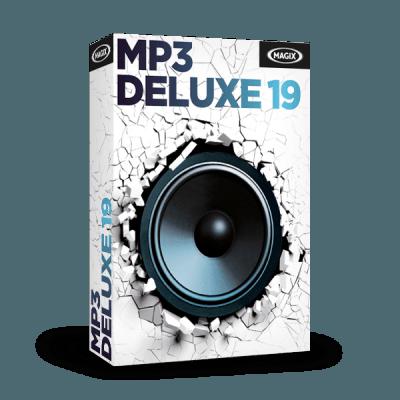 دانلود MAGIX MP3 deluxe 19.0.1.48 – مدیریت و ویرایش فایل های MP3