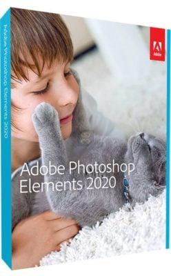 دانلود Adobe Photoshop Elements 2021 - ابزار ویرایش ساده تر تصاویر