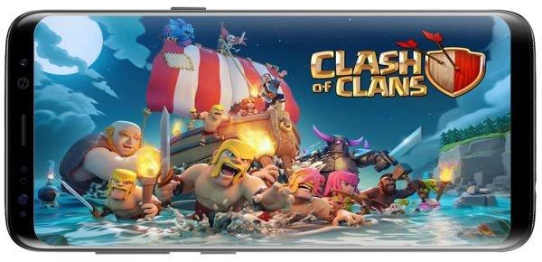 دانلود Clash of Clans v11.185.19 - بازی کلش آو کلنز اندروید