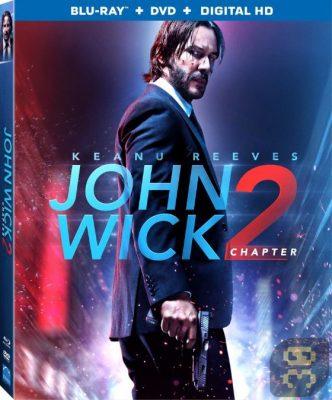 دانلود فیلم John Wick Chapter 2 - 2017 - جان ویک 2 + 4K