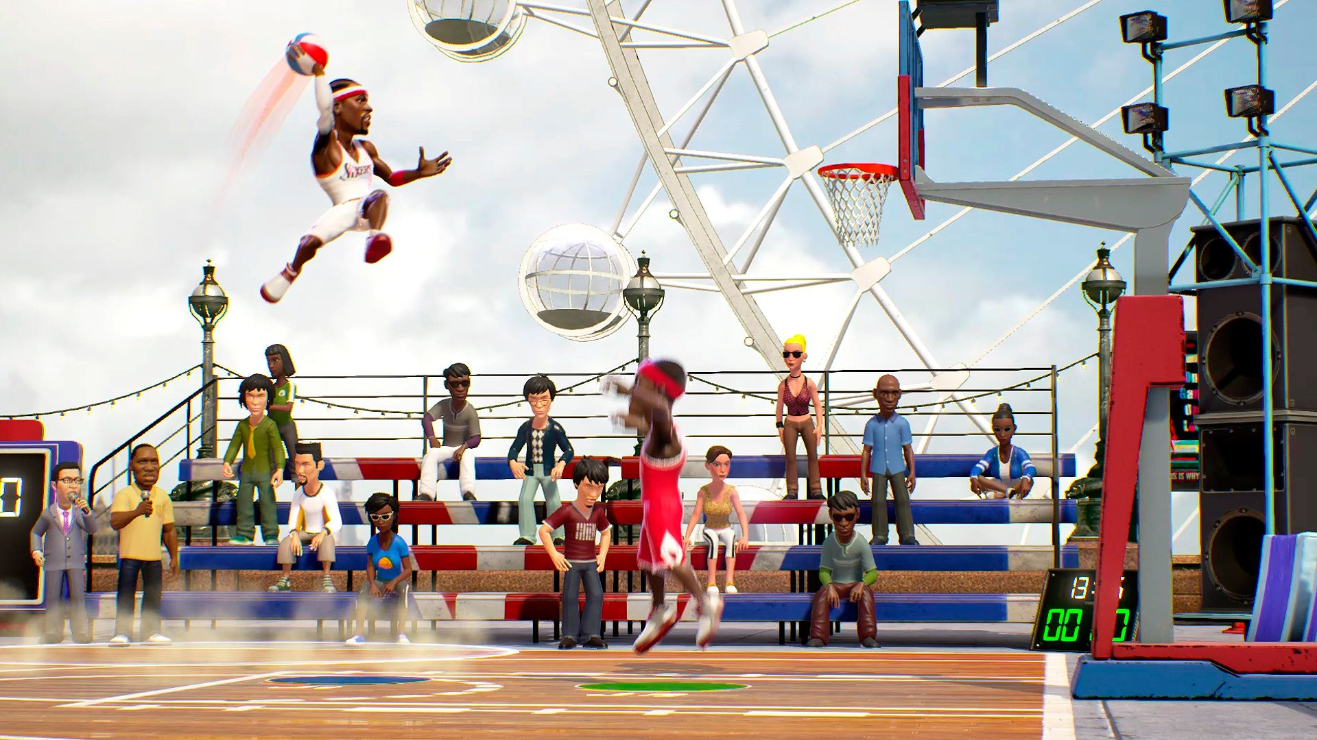NBA Playgrounds V1.1 Basketball For PC