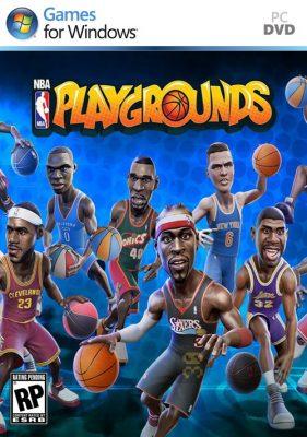 دانلود بازی بسکتبال NBA Playgrounds v1.1 برای کامپیوتر
