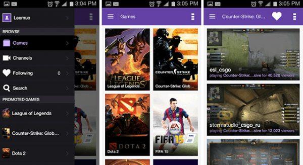 دانلود Twitch v9.3.3 - مشاهده تریلر و مسابقات زنده بازی ها در اندروید