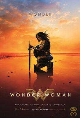 دانلود فیلم زن شگفت انگیز Wonder Woman 2017 + زیرنویس فارسی