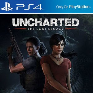 UNCHARTED: The Lost Legacy For PS4 - Ancharard Lost Legacy
