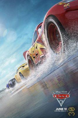 دانلود انیمیشن Cars 3 ماشین های سه 2017 + زیرنویس فارسی
