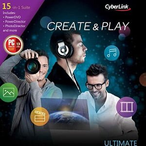 دانلود CyberLink Media Suite Ultimate 16.0.0.1807 – بسته ویراشگر صوتی تصویری