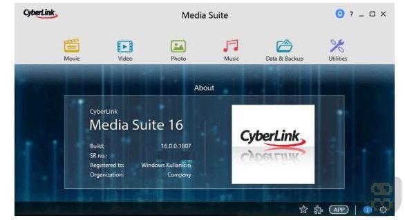 دانلود CyberLink Media Suite Ultimate 16.0.0.1807 - بسته ویراشگر صوتی تصویری