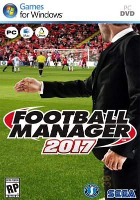دانلود بازی کامپیوتر Football Manager 2017 - مدیریت فوتبال