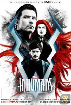 دانلود سریال Inhumans 2017 غیر انسانی + زیرنویس فارسی