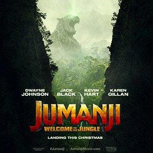 دانلود فیلم Jumanji Welcome to the Jungle 2017 جومانجی + زیرنویس فارسی