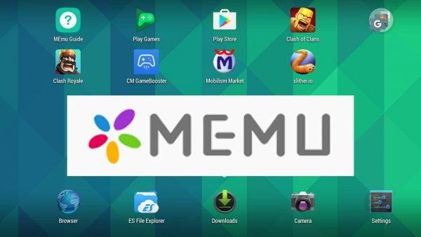 دانلود MEmu Android Emulator 6.0.7.6 - اجرای کامل بازی و برنامه اندروید در ویندوز