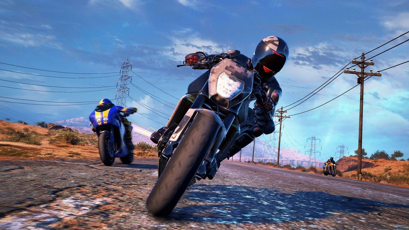MOTO RACER 4 For PC