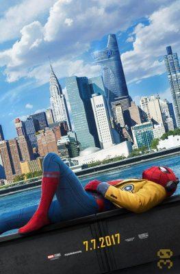 دانلود فیلم Spider-Man Homecoming 2017 اسپایدرمن + زیرنویس فارسی